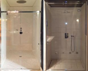 Box doccia in vetro (foto)