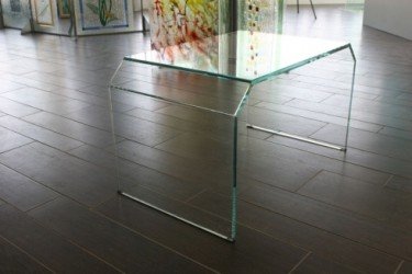 Tavoli e scrivanie in vetro