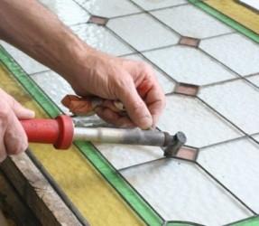 Lavorazione artigianale del vetro