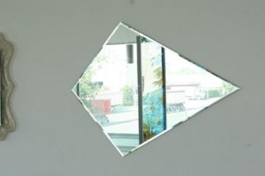 Specchio su misura di forma irregolare