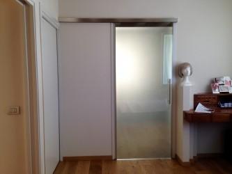 Pareti Divisorie In Tessuto : Pareti divisorie in vetro